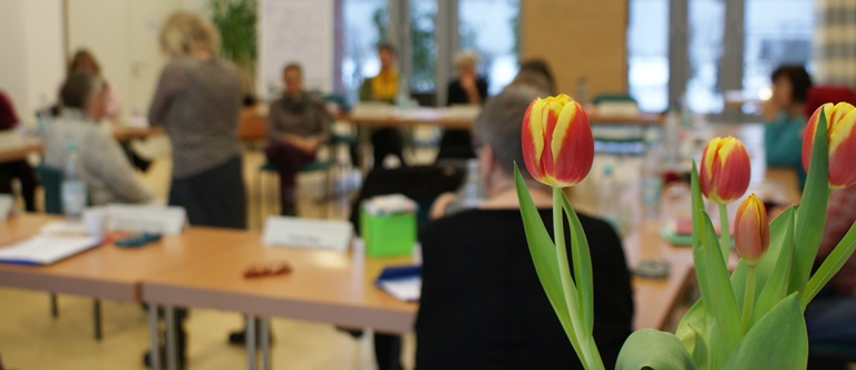Meeting on Early Childhood Intervention in Cologne
