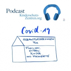 Podcast zu Covid-19